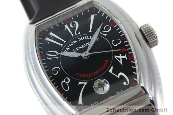 Used luxury watch Franck Muller Conquistador steel automatic Kal. ETA 2892A2 Ref. 8005SC  | 151672 02