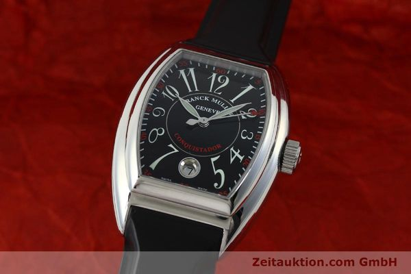 Used luxury watch Franck Muller Conquistador steel automatic Kal. ETA 2892A2 Ref. 8005SC  | 151672 04