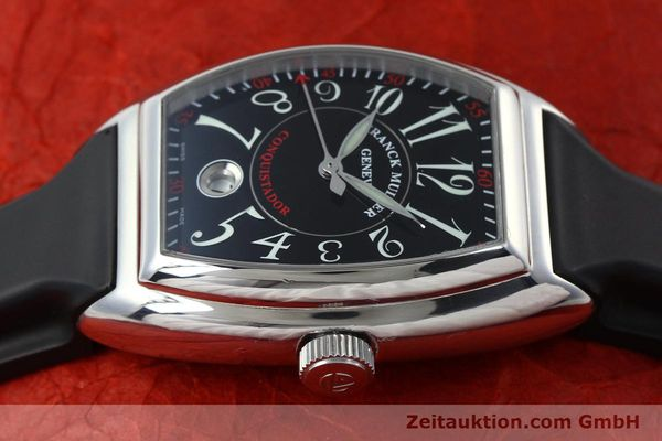 Used luxury watch Franck Muller Conquistador steel automatic Kal. ETA 2892A2 Ref. 8005SC  | 151672 05