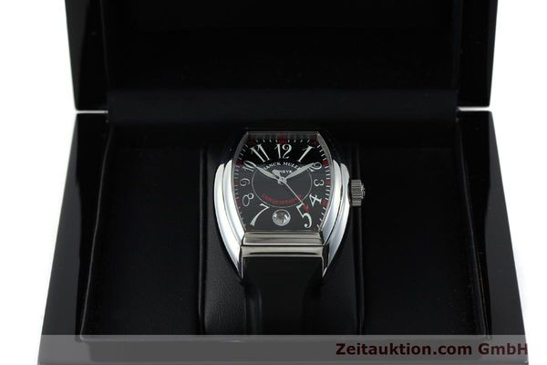 Used luxury watch Franck Muller Conquistador steel automatic Kal. ETA 2892A2 Ref. 8005SC  | 151672 07