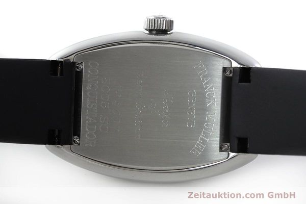 Used luxury watch Franck Muller Conquistador steel automatic Kal. ETA 2892A2 Ref. 8005SC  | 151672 09