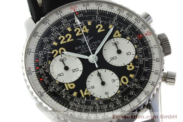 Used luxury watch Breitling Navitimer chronograph steel manual winding Kal. Venus 178 Ref. 809 VINTAGE  | 151674 02