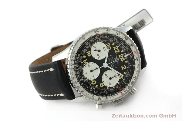 Used luxury watch Breitling Navitimer chronograph steel manual winding Kal. Venus 178 Ref. 809 VINTAGE  | 151674 03