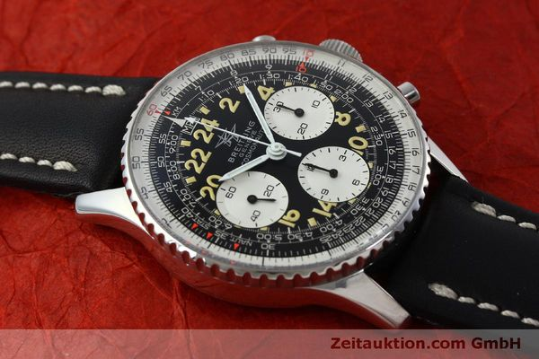 Used luxury watch Breitling Navitimer chronograph steel manual winding Kal. Venus 178 Ref. 809 VINTAGE  | 151674 13