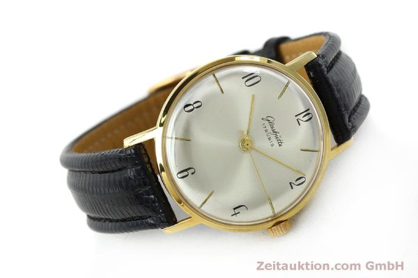 Used luxury watch Glashütte * gold-plated manual winding Kal. 70.1  | 151675 03