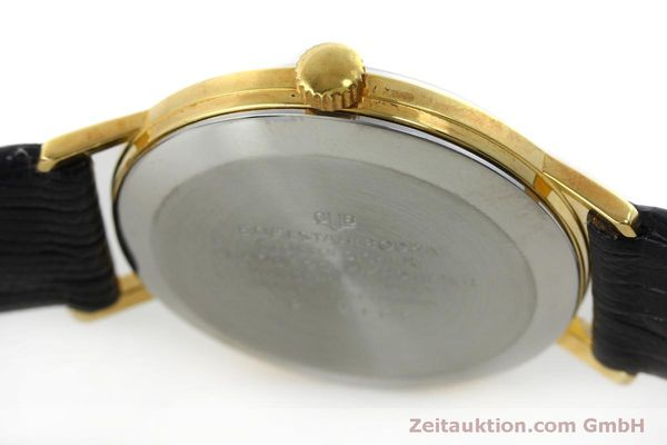 Used luxury watch Glashütte * gold-plated manual winding Kal. 70.1  | 151675 08