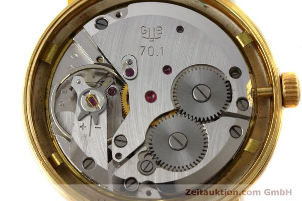 Used luxury watch Glashütte * gold-plated manual winding Kal. 70.1  | 151675 10