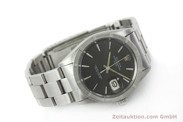 Used luxury watch Rolex Date steel automatic Kal. 1570 Ref. 1501 VINTAGE  | 151677 03