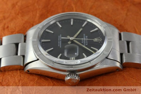 Used luxury watch Rolex Date steel automatic Kal. 1570 Ref. 1501 VINTAGE  | 151677 05