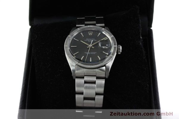 Used luxury watch Rolex Date steel automatic Kal. 1570 Ref. 1501 VINTAGE  | 151677 07