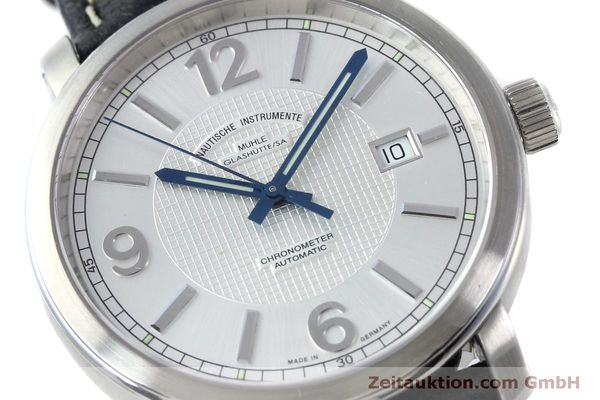 Used luxury watch Mühle Cap Polonio steel automatic Kal. Sellita SW200 Ref. M1-29-35  | 151678 02