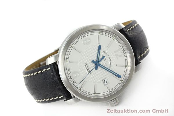 Used luxury watch Mühle Cap Polonio steel automatic Kal. Sellita SW200 Ref. M1-29-35  | 151678 03