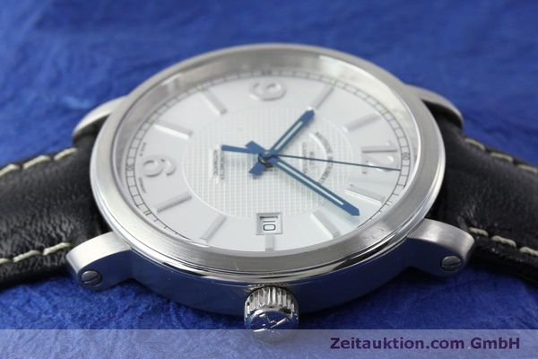 Used luxury watch Mühle Cap Polonio steel automatic Kal. Sellita SW200 Ref. M1-29-35  | 151678 05