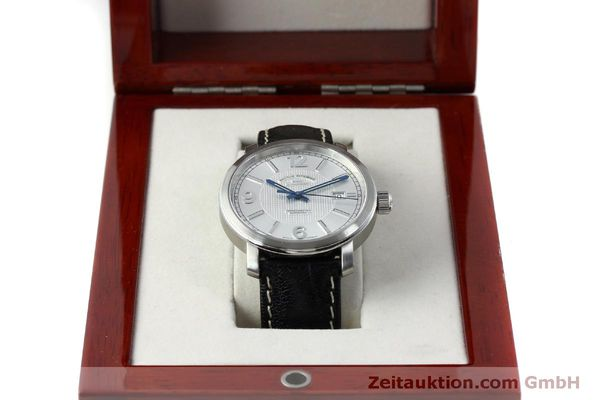 Used luxury watch Mühle Cap Polonio steel automatic Kal. Sellita SW200 Ref. M1-29-35  | 151678 07