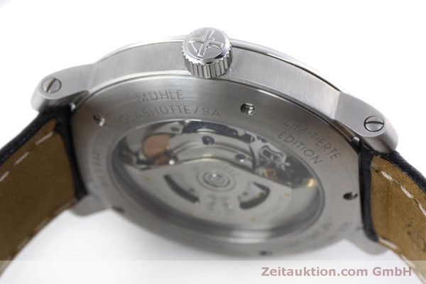 Used luxury watch Mühle Cap Polonio steel automatic Kal. Sellita SW200 Ref. M1-29-35  | 151678 11