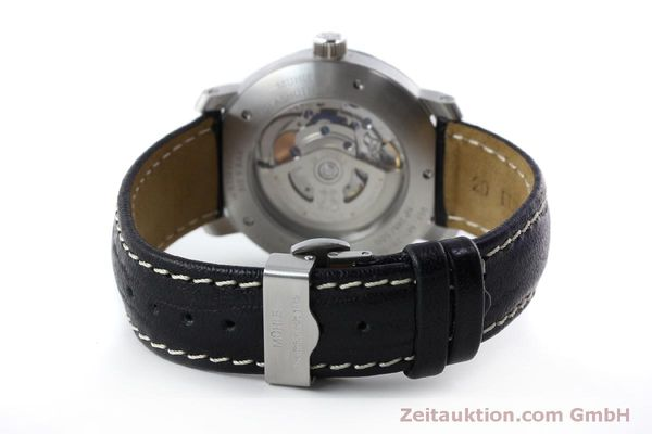 Used luxury watch Mühle Cap Polonio steel automatic Kal. Sellita SW200 Ref. M1-29-35  | 151678 12