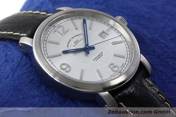 Used luxury watch Mühle Cap Polonio steel automatic Kal. Sellita SW200 Ref. M1-29-35  | 151678 16