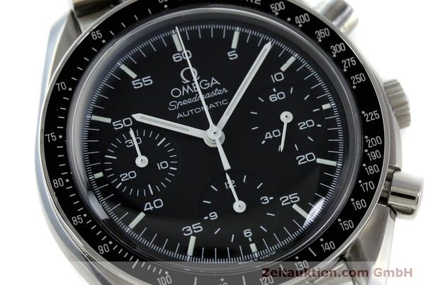 Used luxury watch Omega Speedmaster chronograph steel automatic Kal. 3220 ETA 2890A2 Ref. 175.0032.1, 175.00.33.1  | 151681 02
