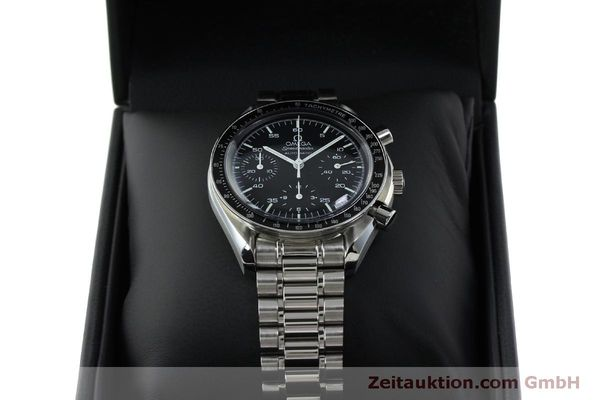 Used luxury watch Omega Speedmaster chronograph steel automatic Kal. 3220 ETA 2890A2 Ref. 175.0032.1, 175.00.33.1  | 151681 07
