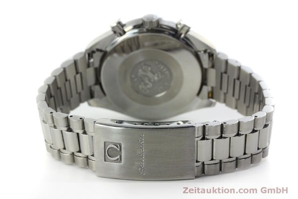 Used luxury watch Omega Speedmaster chronograph steel automatic Kal. 3220 ETA 2890A2 Ref. 175.0032.1, 175.00.33.1  | 151681 12