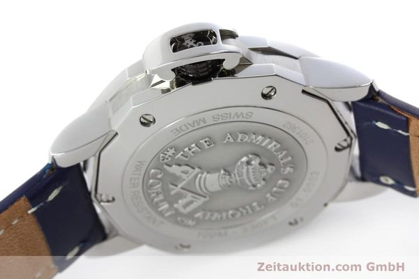 Used luxury watch Corum Admirals Cup steel automatic Kal. ETA 2892A2 Ref. 01.0003  | 151691 08