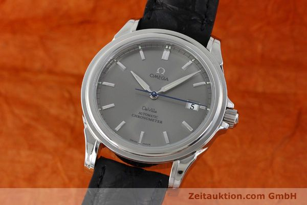 Used luxury watch Omega De Ville steel automatic Kal. 2500B  | 151694 04