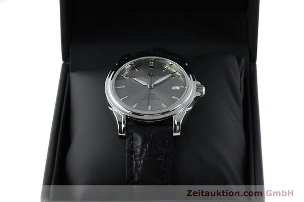 Used luxury watch Omega De Ville steel automatic Kal. 2500B  | 151694 07