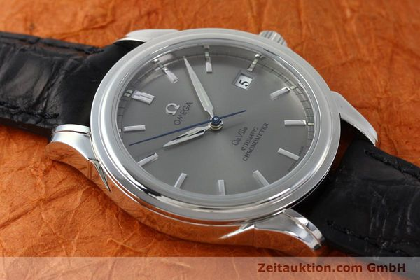 Used luxury watch Omega De Ville steel automatic Kal. 2500B  | 151694 14