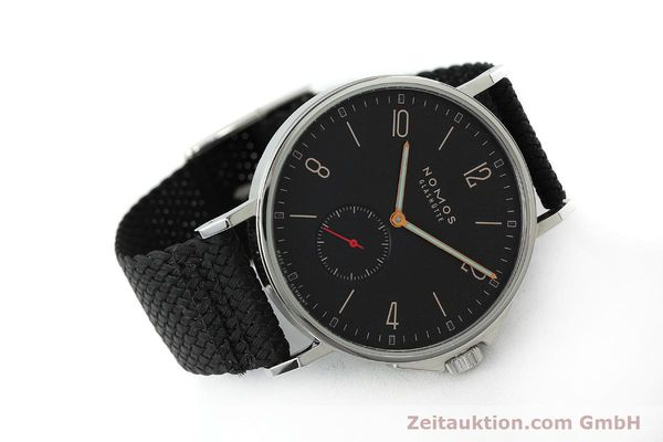 Used luxury watch Nomos Ahoi steel automatic Kal. Epsilon 19730  | 151700 03