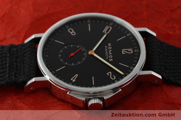 Used luxury watch Nomos Ahoi steel automatic Kal. Epsilon 19730  | 151700 05