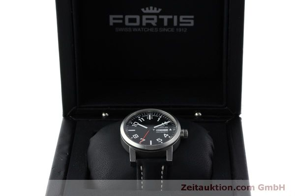 Used luxury watch Fortis Spacematic steel automatic Kal. ETA 2836-2 Ref. 623.22.158.1  | 151701 07