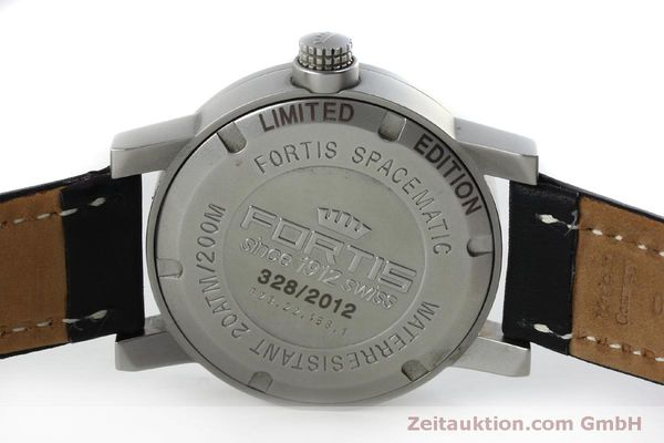 Used luxury watch Fortis Spacematic steel automatic Kal. ETA 2836-2 Ref. 623.22.158.1  | 151701 09