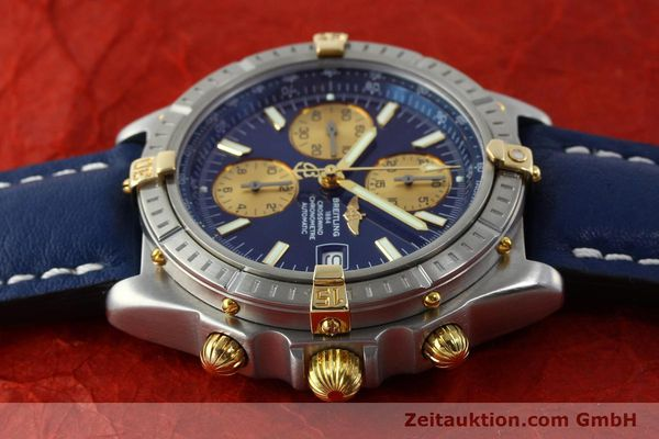 Used luxury watch Breitling Crosswind chronograph steel / gold automatic Kal. B13 ETA 7750 Ref. B13355  | 151710 05
