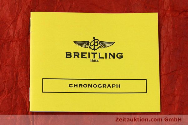 Used luxury watch Breitling Crosswind chronograph steel / gold automatic Kal. B13 ETA 7750 Ref. B13355  | 151710 11