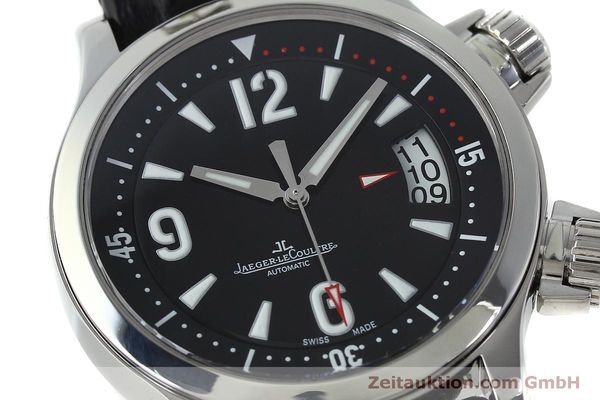 Used luxury watch Jaeger Le Coultre Master Compressor steel automatic Kal. 96OR Ref. 148.8.60  | 151713 02