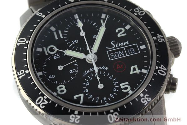 Used luxury watch Sinn 103 Ti Ar chronograph titanium automatic Kal. ETA 7750 Ref. 103.16167  | 151719 02