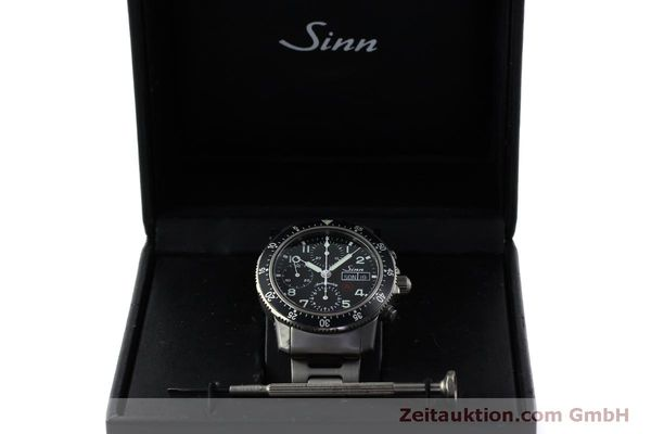 Used luxury watch Sinn 103 Ti Ar chronograph titanium automatic Kal. ETA 7750 Ref. 103.16167  | 151719 07