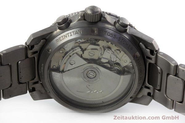 Used luxury watch Sinn 103 Ti Ar chronograph titanium automatic Kal. ETA 7750 Ref. 103.16167  | 151719 09