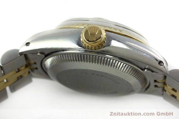 Used luxury watch Rolex Lady Date steel / gold automatic Kal. 2030 Ref. 6917  | 151727 11