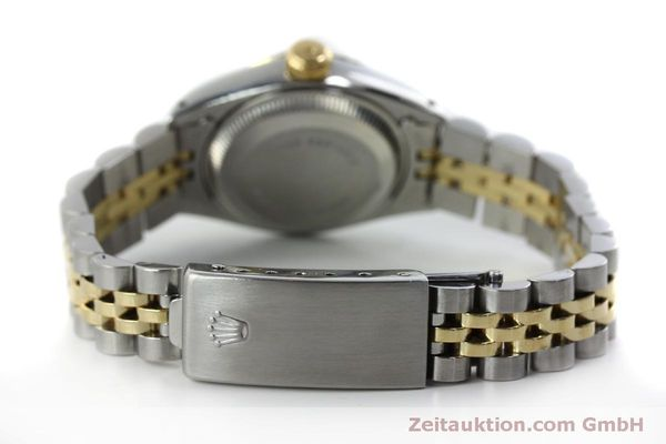 Used luxury watch Rolex Lady Date steel / gold automatic Kal. 2030 Ref. 6917  | 151727 12