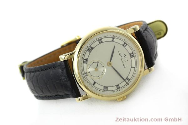 Used luxury watch IWC Portofino 18 ct gold manual winding Kal. 4231 Ref. 2533  | 151728 03