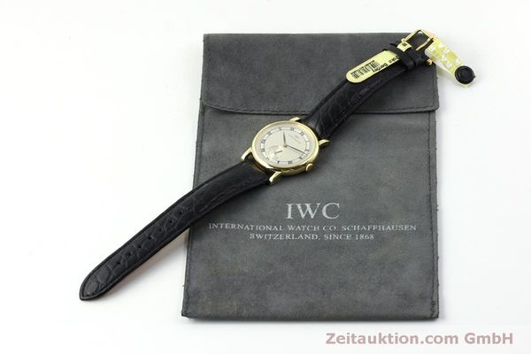 Used luxury watch IWC Portofino 18 ct gold manual winding Kal. 4231 Ref. 2533  | 151728 13