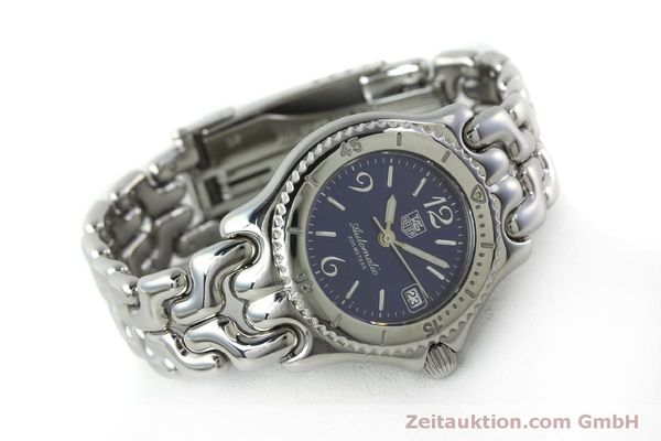 Used luxury watch Tag Heuer Link steel automatic Kal. ETA 2000-1  | 151729 03