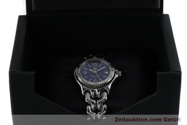 Used luxury watch Tag Heuer Link steel automatic Kal. ETA 2000-1  | 151729 07