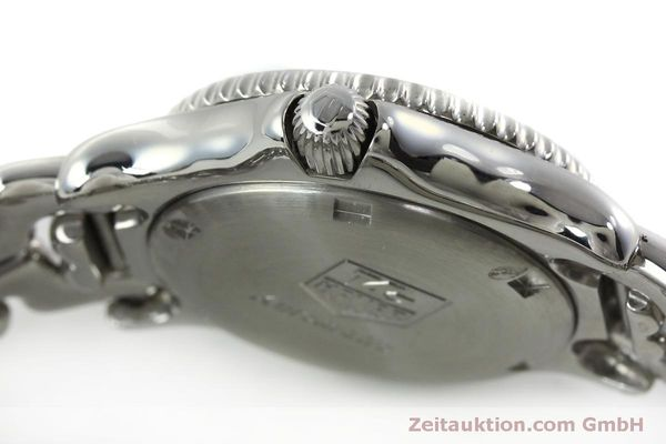 Used luxury watch Tag Heuer Link steel automatic Kal. ETA 2000-1  | 151729 08