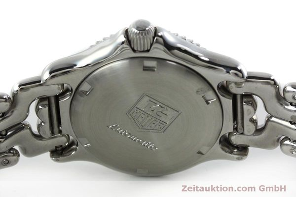 Used luxury watch Tag Heuer Link steel automatic Kal. ETA 2000-1  | 151729 09