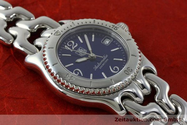 Used luxury watch Tag Heuer Link steel automatic Kal. ETA 2000-1  | 151729 13