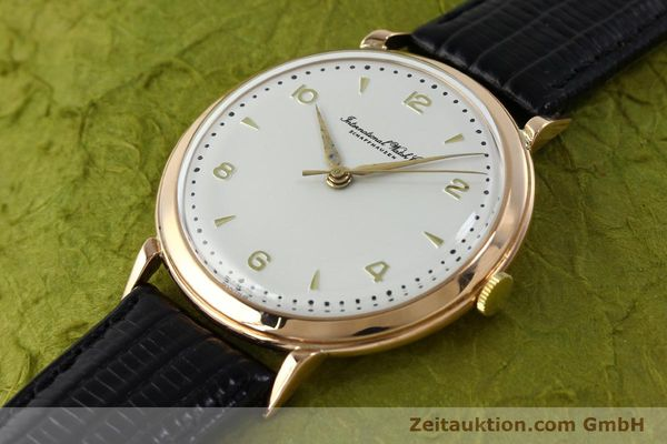 Used luxury watch IWC Portofino 18 ct gold manual winding Kal. 89 VINTAGE  | 151737 01