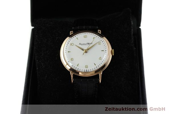 Used luxury watch IWC Portofino 18 ct gold manual winding Kal. 89 VINTAGE  | 151737 07