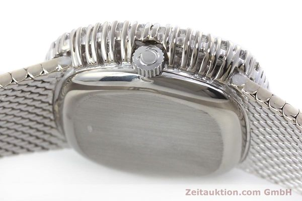 Used luxury watch Omega * 18 ct white gold manual winding Kal. 625  | 151738 12